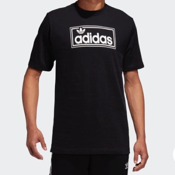 adidas originals t shirt mens
